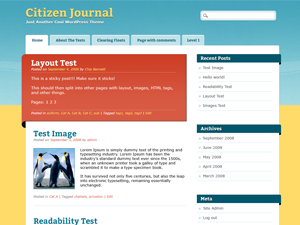 citizen journal